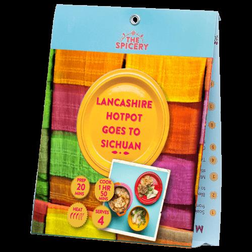 Lancashire Hot Pot Goes to Sichuan