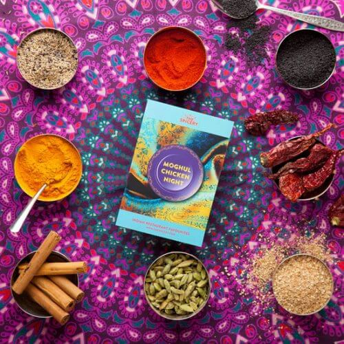 Indian Restaurant Favourites Subscription