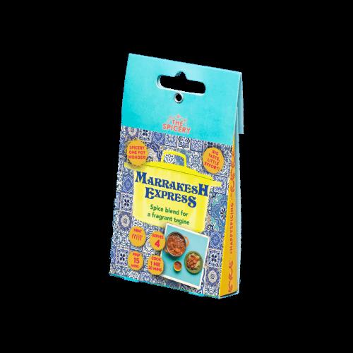 One Pot Wonder - Marrakesh Express