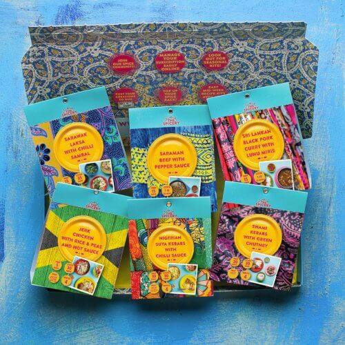 A Box Full of Adventurous Kits