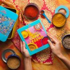 How to be a Curry Legend Cookbook Kit in Presentation Tin