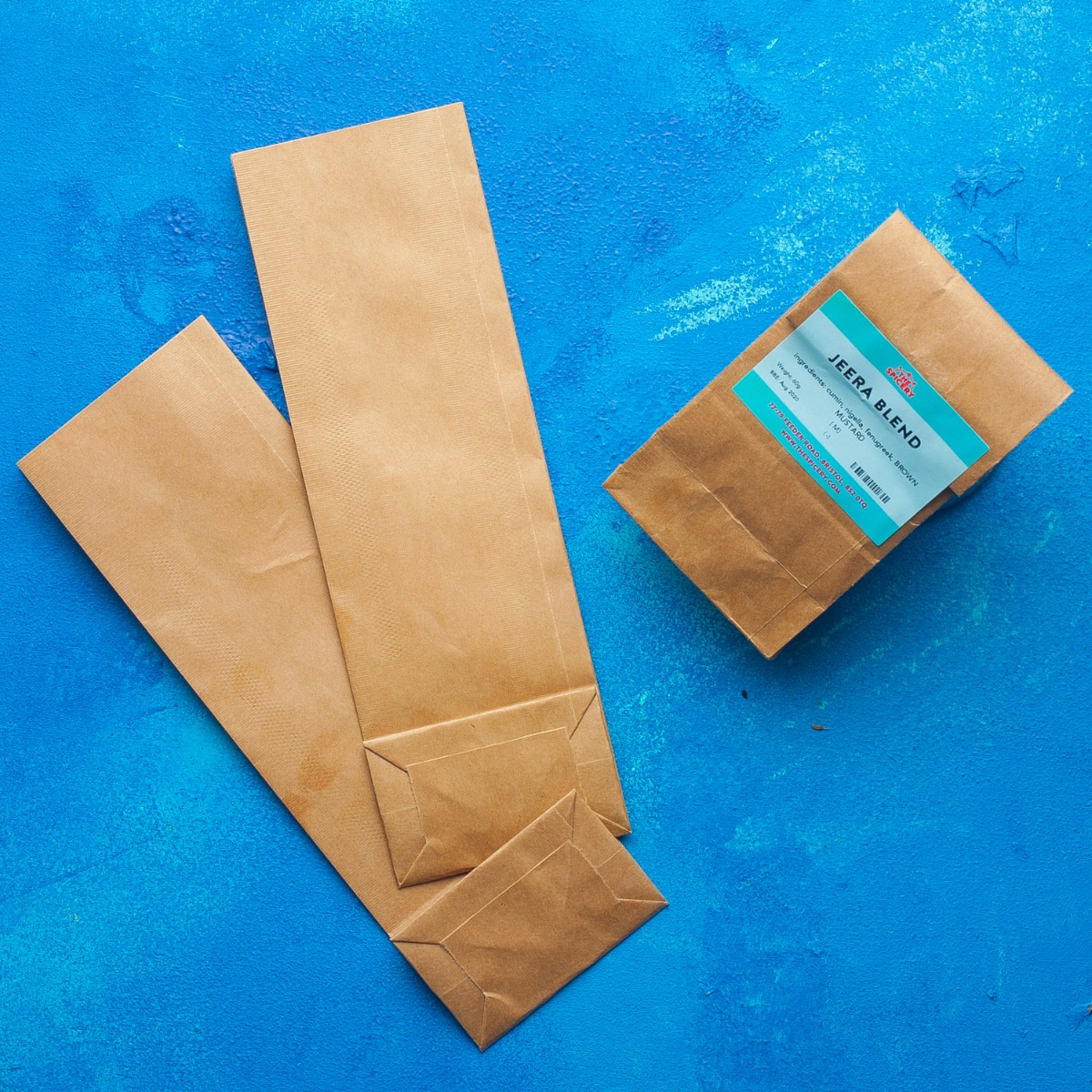 Packaging - what we use and why we use it!