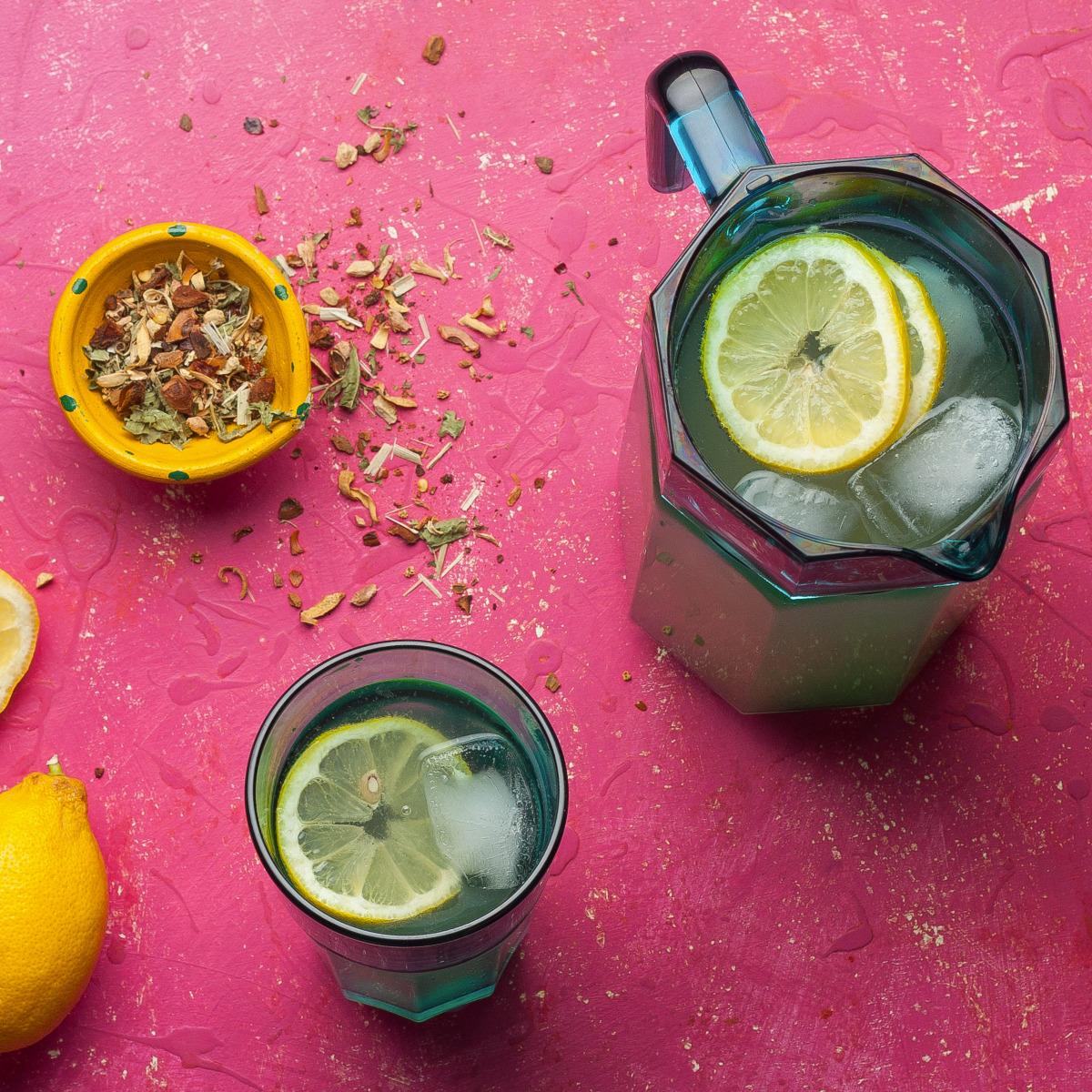 Star Anise Lemonade
